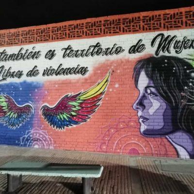 Zipaquira dice NO a la violencia hacia la mujer