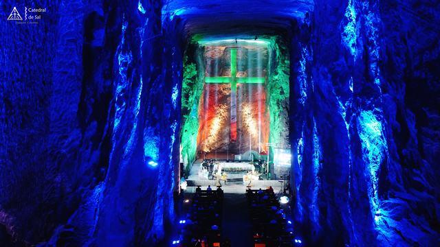 Catedral de Sal conmemora sus 25 anos con el fortalecimiento de la era digital