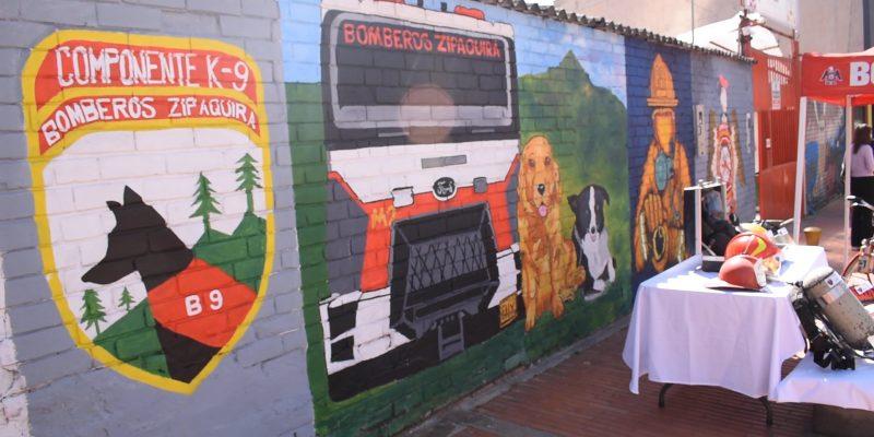 Homenaje Cultural a Bomberos