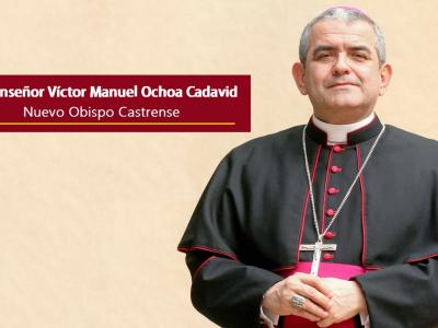 Nuevo Obispo Castrense para Colombia