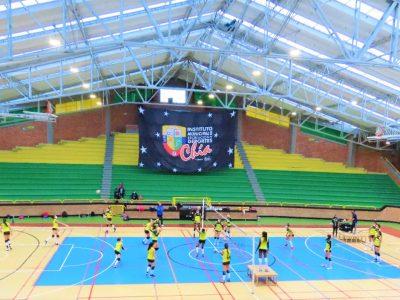 Preseleccion Colombia Sub 18 de Voleibol se concentra en el Coliseo de la Luna