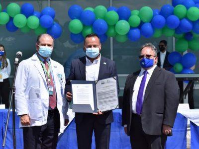 Primer aniversario del Hospital Regional de Zipaquira1