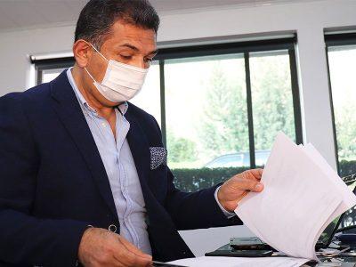 Renuncio el director ejecutivo de ASOCENTRO