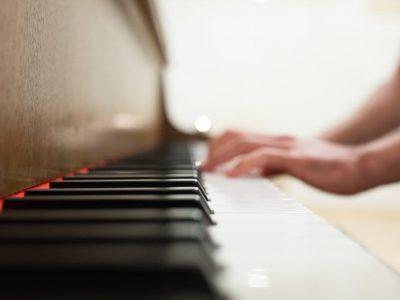 Sopo se prepara para el Festival de piano