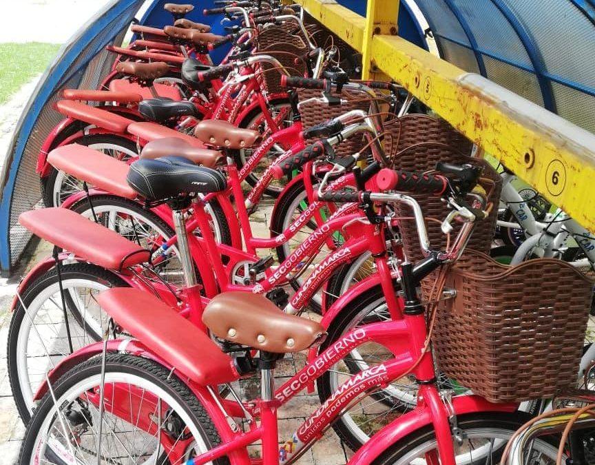 Turistas podran utilizar servicio de bicicletas publicas en Zipaquira 9