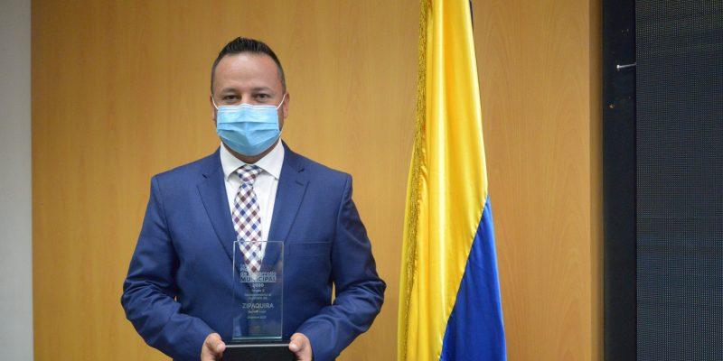 Zipaquira segundo lugar por su plan de desarrollo en concurso nacional