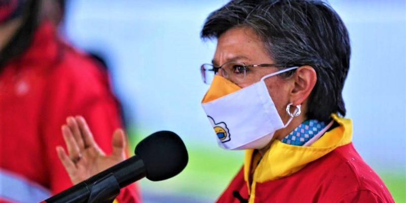 Alerta roja en Bogota se acata toque de queda y nuevas medidas para contener el covid 19
