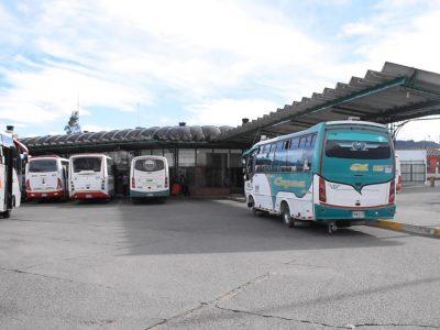 Asi se esta desarrollando la remodelacion del terminal de transporte en Zipaquira