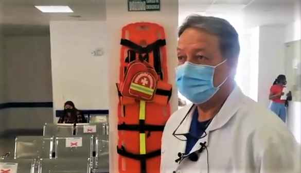 Clima de alarma roja en el Hospital de Tocancipa denuncia el coordinador UCI