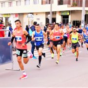 Con la tradicional carrera atletica San Silvestre Chia despidio el 20201