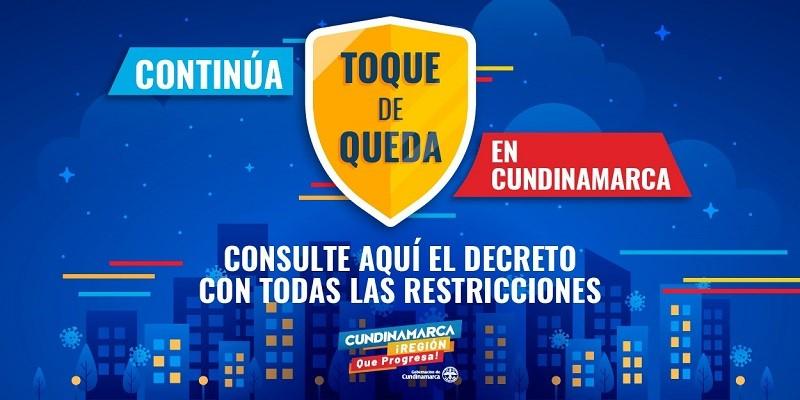 Conozca las medidas preventivas que se aplicaran en Cundinamarca