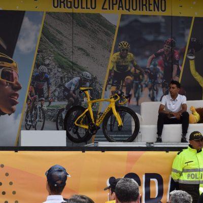 Egan Bernal en espera para volver a debutar en el ciclismo de alto rendimiento copy
