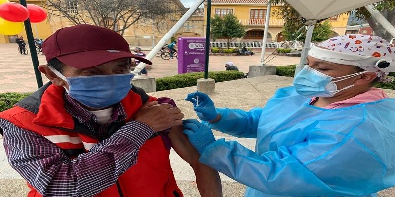 El 30 de enero se realizara la primera gran jornada de vacunacion en Cundinamarca