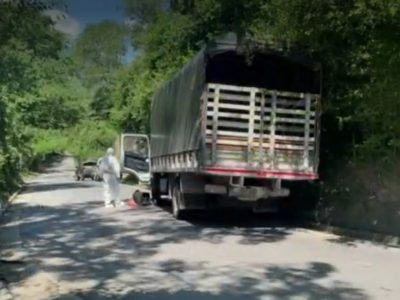 En Cundinamarca fue asesinado conductor en intento de hurto a su camion