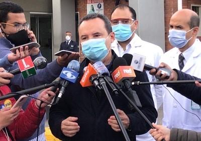 Hay camas de cuidados intensivos disponibles en Bogota