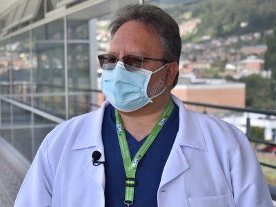 Hospital Regional de Zipaquira con poco personal medico para atencion a pacientes covid