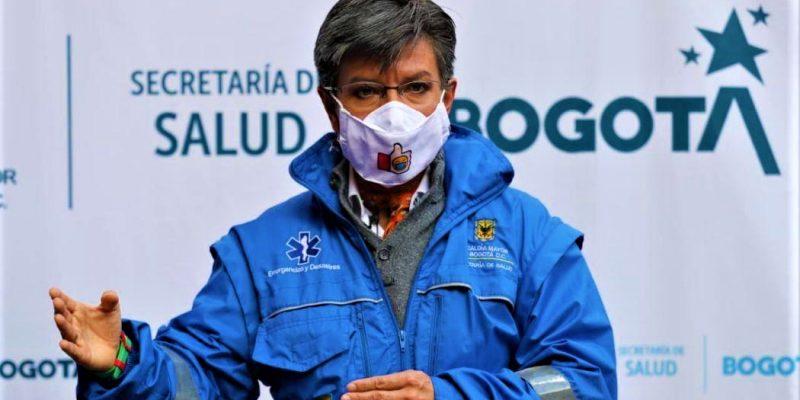 Medidas adicionales en Bogota para enfrentar el segundo pico de la pandemia