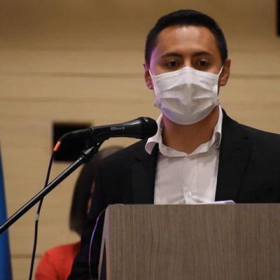 Personero de Cajica propone al Concejo y a la Administracion trabajar unidos por el municipio