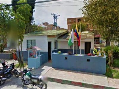 A juicio disciplinario tres integrantes de la Policia por incendio en estacion de Soacha