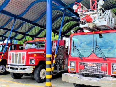 Alcaldes a apropiar recursos suficientes para la prestacion eficiente de los bomberos
