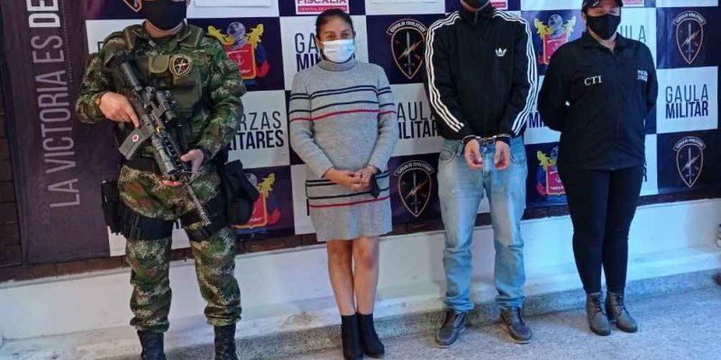 Capturados integrantes de la banda delincuencial La Empresa