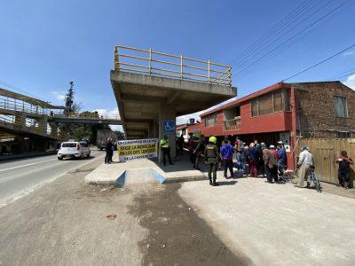 Estas medidas no son arbitrarias. alcalde de Zipaquira frente al cambio de la carrera 36 en un solo sentido