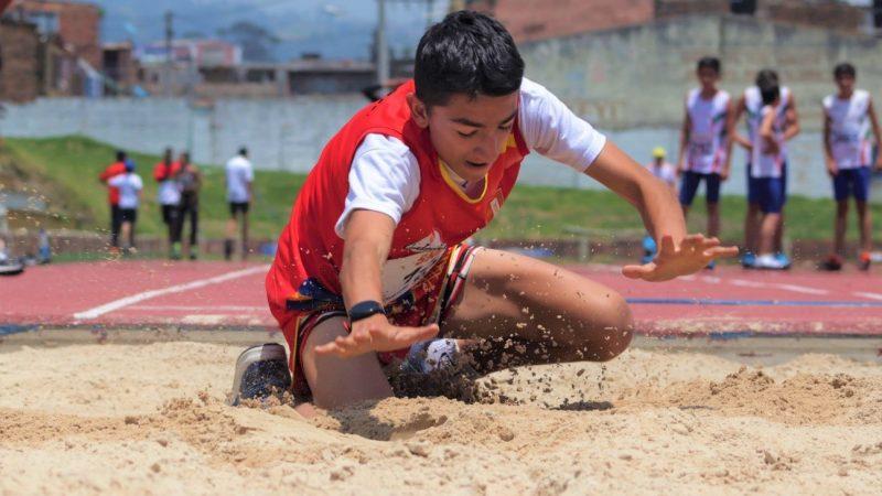 Indeportes Cundinamarca y Sabana Centro rumbo a los Nacionales 2023