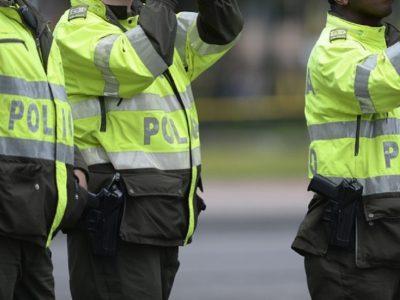 Investigan presunto abuso policial en Zipaquira