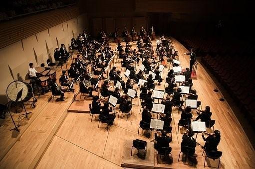 Primera Orquesta filarmonica que integrara jovenes de Cundinamarca