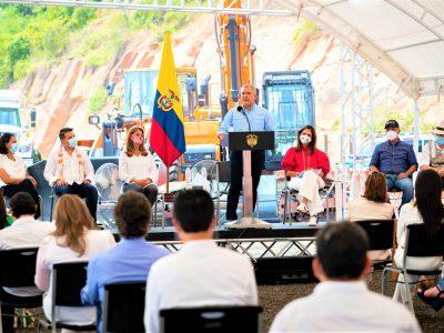 Restablecimiento activacion del tercer carril de la via Bogota Girardot 2