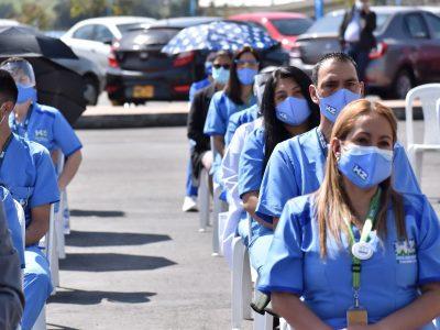 Tenga cuidado Asi estan intentando robar a personal del sector de la salud