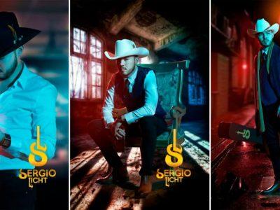 Video Sergio Licht firma contrato con la disquera Elegante Records